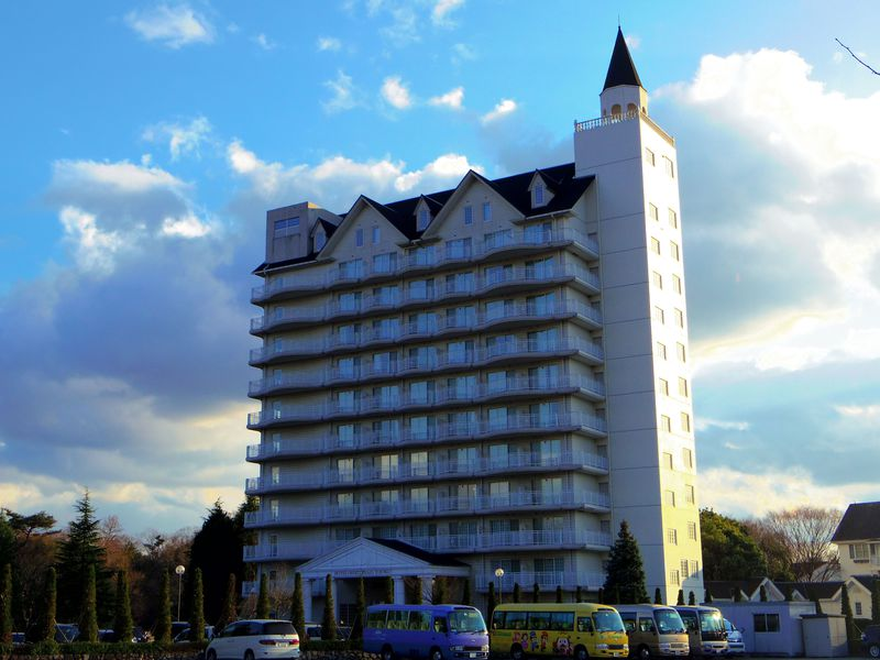 子連れ旅に最高!隣におもちゃ王国 兵庫「ホテルグリーンプラザ東条湖」