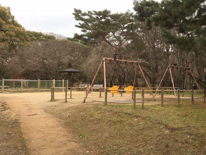 京のセントラルパーク!京都御苑の「児童公園」「母と子の森」「出水の小川」