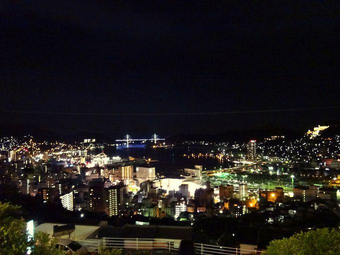 夜の長崎へ来たなら、ぜったい日本三大夜景を見ていって☆