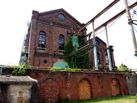 目指せ世界遺産!熊本・レンガ造りの美しき炭鉱遺構「万田坑」