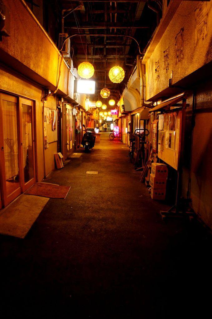 湯のまち別府の夜は、レトロ&ロマンチック!別府・夜のお散歩ガイド