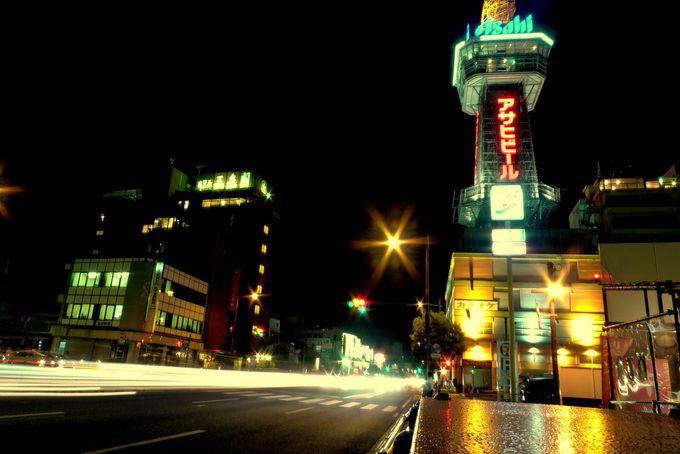 実は東京タワーと兄弟。別府のシンボル!「別府タワー」