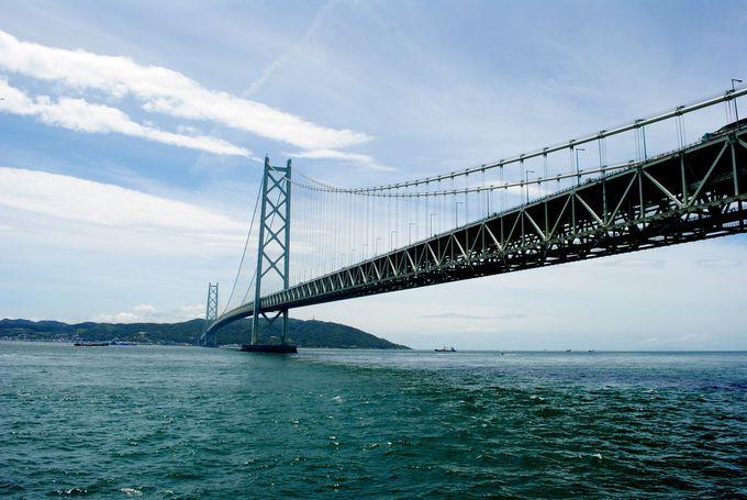 「明石海峡大橋」ってどんな橋?