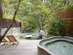大浴場も客室露天も源泉掛け流しの贅沢宿!箱根「強羅花扇 円かの杜」|神奈川県|トラベルjp<たびねす>