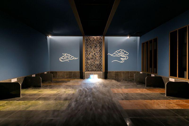 温泉とイタリアン!都内から優雅な1DAYトリップ 大宮「美楽温泉 スパ ハーブス」と「大宮璃宮」