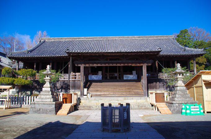 二千有余年の歴史もつ軍師官兵衛ゆかりの「廣峯神社」