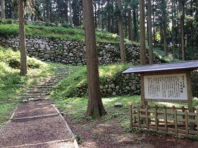 謙信も感嘆した眺望をもつ戦国屈指の山城・能登七尾城|石川県|トラベルjp<たびねす>
