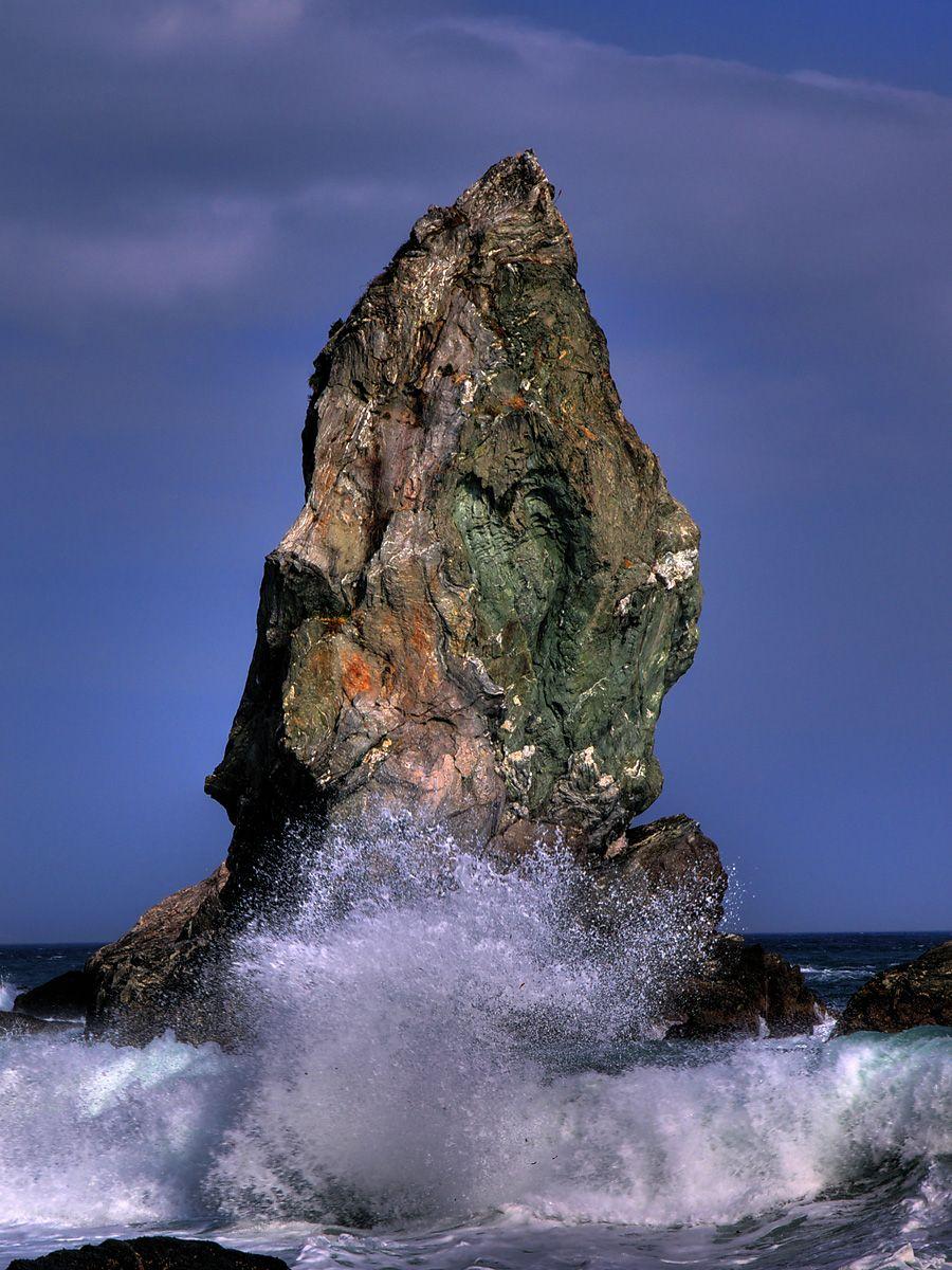 岩にハートのくぼみ?!沼島必見のパワースポット!