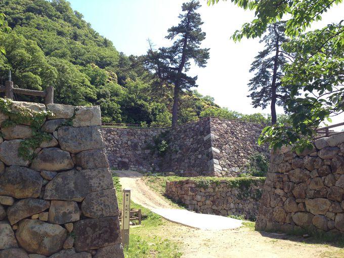 整備されているのに無料の鳥取城跡