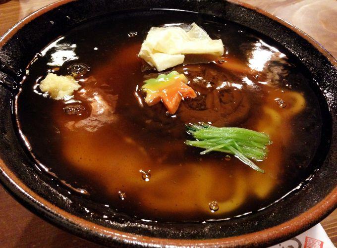 滋賀長浜二大ご当地麺「焼鯖そうめん・のっぺいうどん」