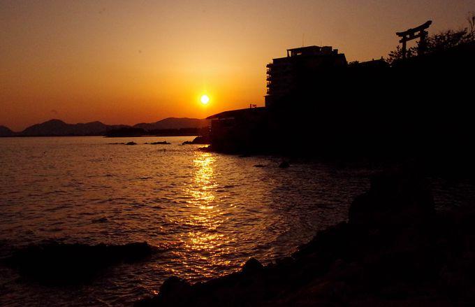縁結びの神=姫神さまが宿る!朝日と夕陽も堪能できる「伊和都比売神社」(兵庫県)