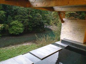 四万十川の幸と清流を望む露天風呂に感激「ホテル松葉川温泉」|高知県|トラベルjp<たびねす>