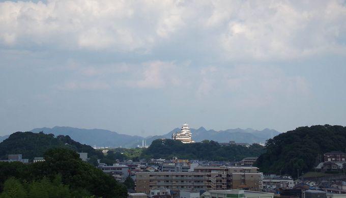姫路城十景など、仏舎利塔以外にも見どころあり
