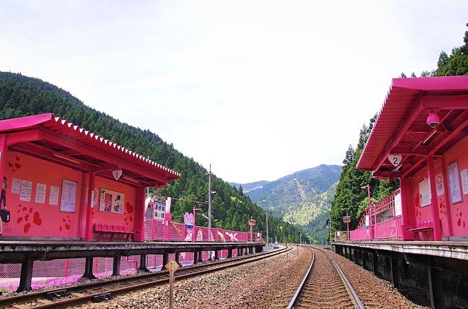 「恋」の名をもつ智頭急行「恋山形駅」
