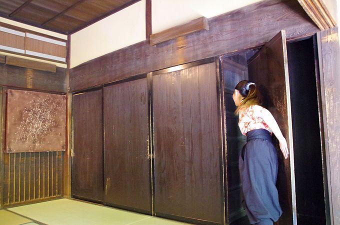 「伊賀流忍者博物館」の見どころ、忍者屋敷のカラクリに仰天!