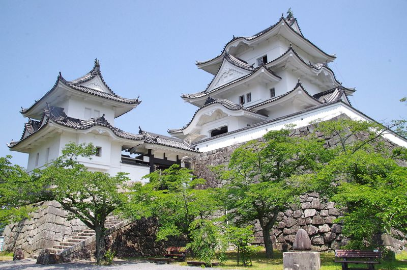 伊賀上野城跡を観光するなら、知っていたほうが楽しめる5つの話