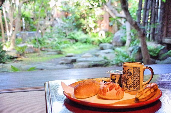 鯉屋は朝食付きのゲストハウス