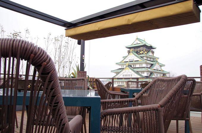 桜の名所大阪城公園、シーズン中は予約がオススメ