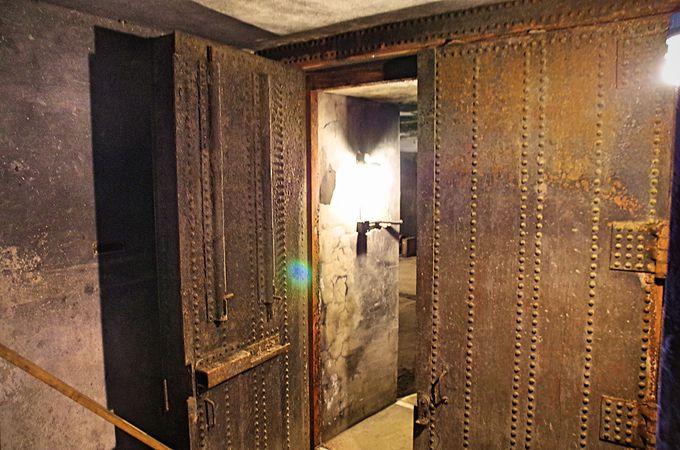 海上自衛隊佐世保地方総監部内の秘密の空間「地下防空指揮所」