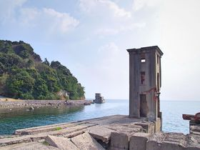 長崎に残る廃虚「片島魚雷発射試験場跡」旧日本海軍の秘密施設