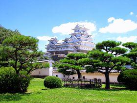 今の白さが本物!純白の姫路城と千姫ゆかりの西の丸