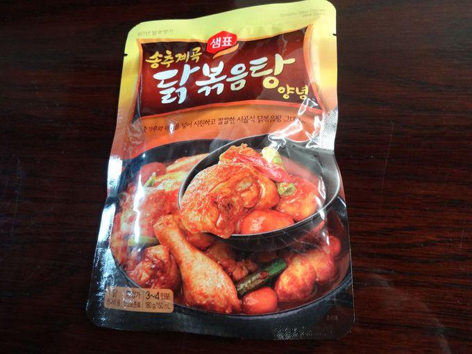 手軽に韓国の味!レトルトものに注目