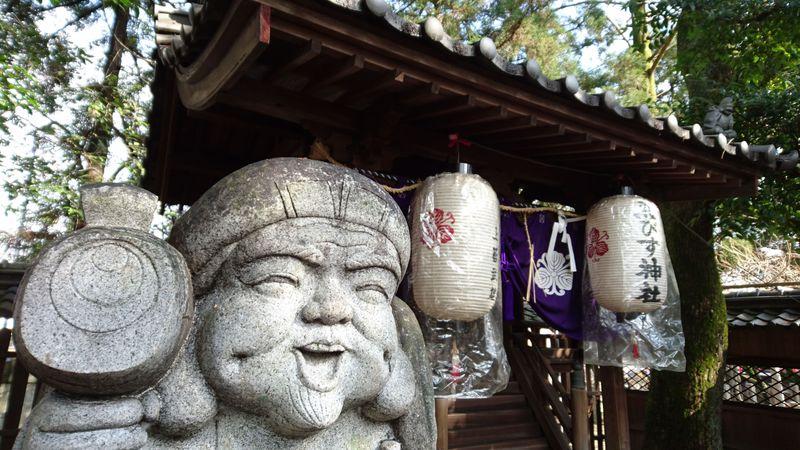 宿場町近江の草津で東海道の旅人を見守り続ける古社「立木神社」は歴史とご利益が満載!