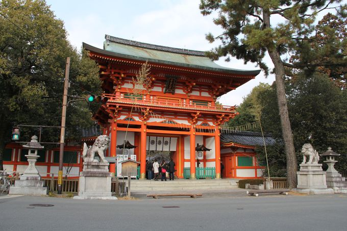 女性の憧れ玉の輿♪それが実現する・・・かも?紫野「今宮神社」は別名「玉の輿神社」