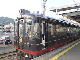 海の京都を走る丹後鉄道「くろまつ」で大人贅沢な時間を過ごす!!