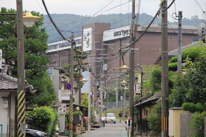 日本のウイスキーのふるさと「山崎蒸溜所」