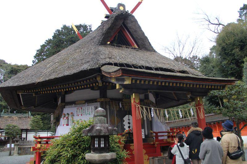 節分厄除け詣り発祥の社、京都「吉田神社」で開運祈願!