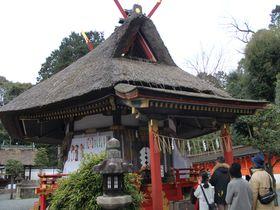 節分厄除け詣り発祥の社、京都「吉田神社」で開運祈願!|京都府|トラベルjp<たびねす>