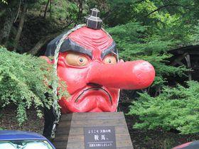 京都一のパワースポット!「鞍馬寺」は天狗が守る神秘の山