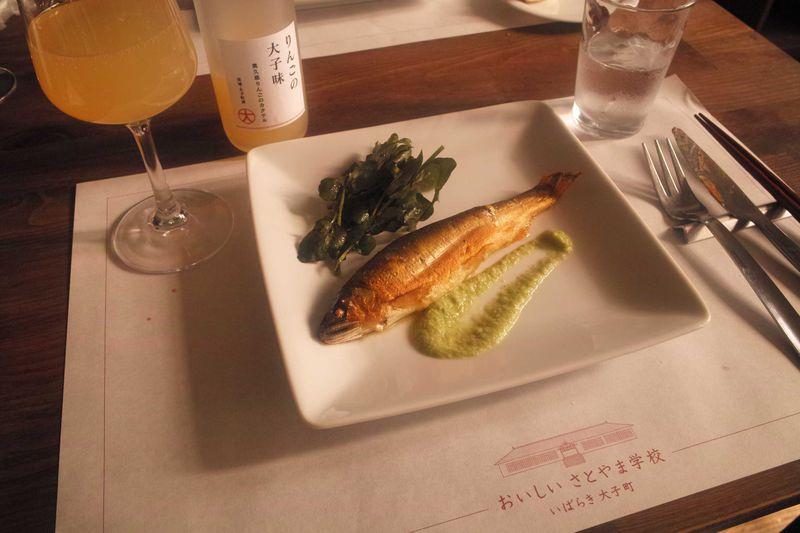 12月9日までの期間限定!茨城県大子町のレストラン