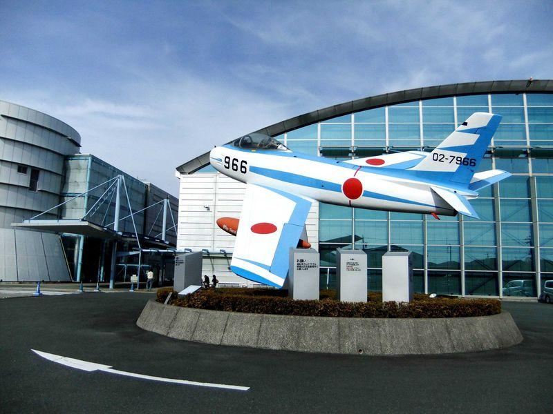 無料で大満喫!航空自衛隊浜松広報館「エアパーク」は大人も子供も楽しめる!