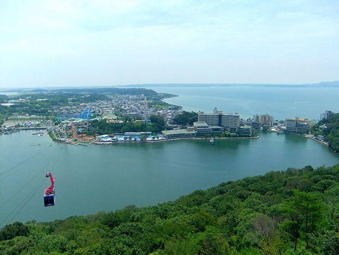 人気観光スポット点在!周囲の長さは全国3番目の「浜名湖」