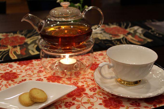 川根紅茶もぜひ味わっていこう