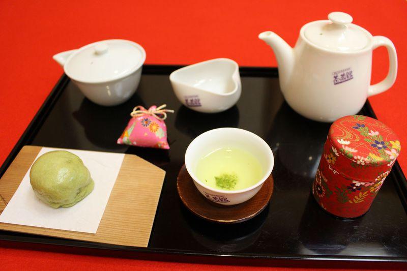 日本唯一の庭園も!静岡・道の駅フォーレなかかわね茶茗舘で川根茶感動体験!