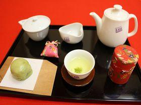 日本唯一の庭園も!静岡・道の駅フォーレなかかわね茶茗舘で川根茶感動体験!|静岡県|トラベルjp<たびねす>