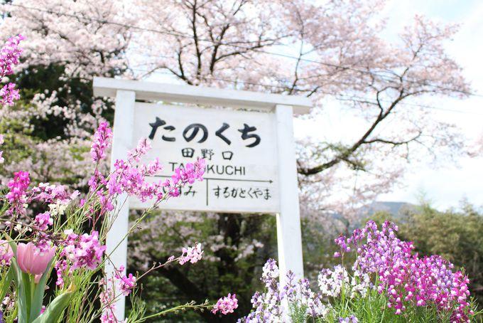 静岡県都市景観賞最優秀賞を受賞した田野口駅