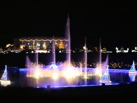 大噴水ショーは必見!はままつフラワーパーク「フラワー・イルミネーション」|静岡県|トラベルjp<たびねす>
