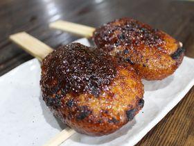 湯谷温泉「田舎茶屋 まつや」の五平餅は日本中で2番目に美味しい!|愛知県|トラベルjp<たびねす>