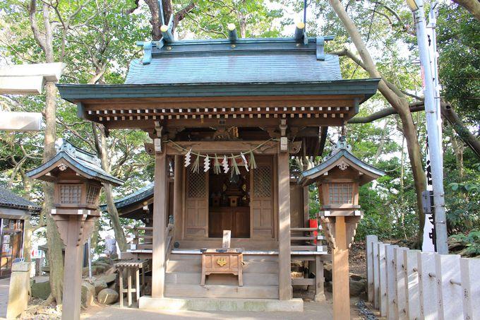 大黒神社・千歳神社・八大龍神社について