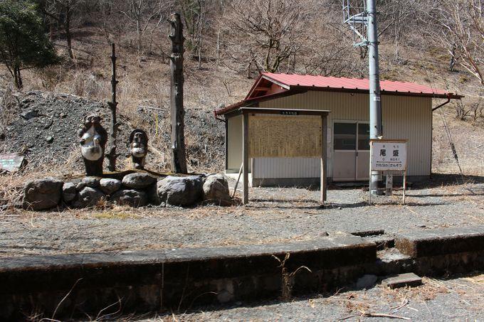 秘境駅上位の常連「尾盛駅」