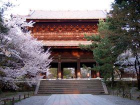 「絶景かな、絶景かな」京都南禅寺の三門からの眺めを楽しむ|京都府|トラベルjp<たびねす>