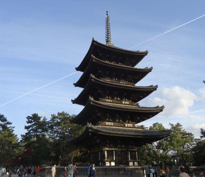美しいだけではない、実は曼荼羅だった五重塔