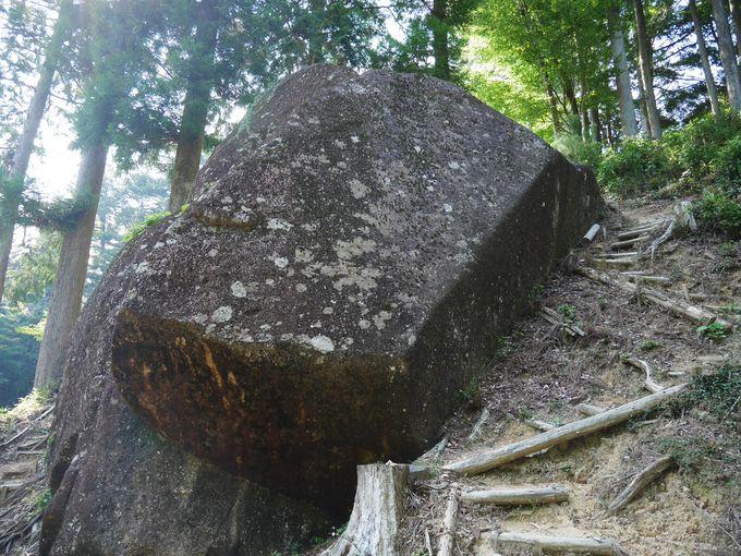 線刻石の役割は夏至の頃の太陽観測