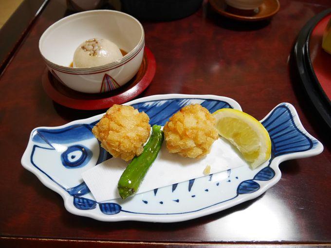絶妙な味付け・信州の素材を活かした和の創作料理