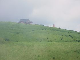 雲上のパワースポット!杜のない「箱根元宮」が持つ異質な空間