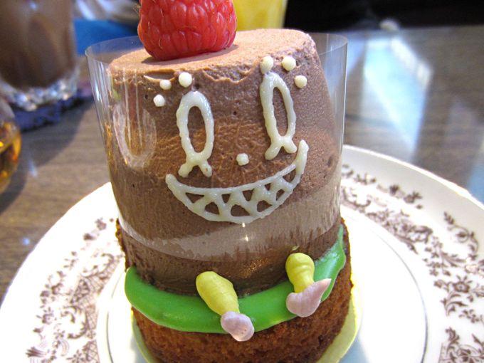 ウルトラジャムの魅力その1 とにかくケーキが可愛すぎる!!